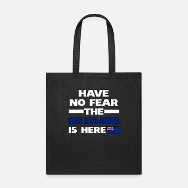 New Zealand New Zealander Is Here New Zealand - Tote Bag