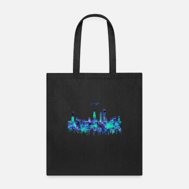 Chicago Chicago, Chicago Illinois - Tote Bag