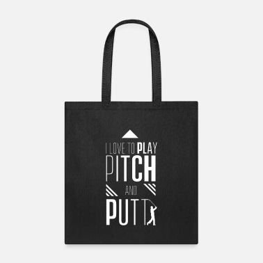 Pitch Pitching - Tote Bag