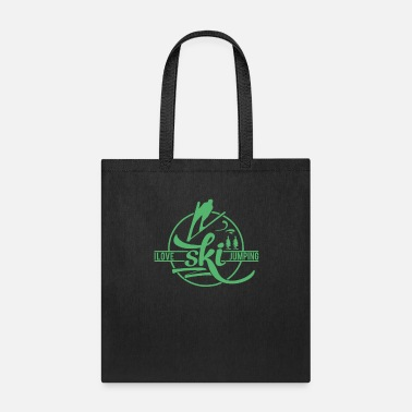 Ski Jumpers Ski Jumper - Tote Bag