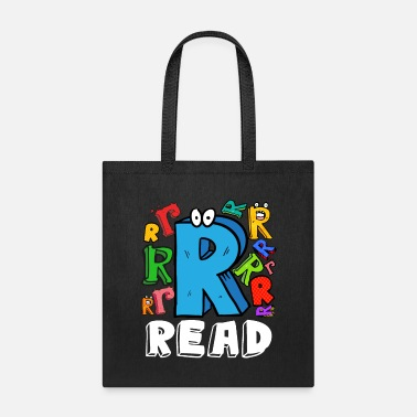 Typography Read Typography English Spanish Teacher Librarian - Tote Bag