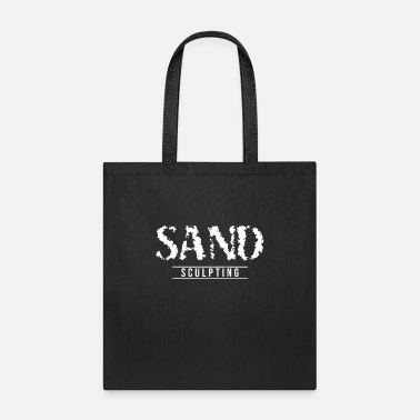 Sand Build Sand Sandcastle sand Sculpting Sand Sculpter - Tote Bag