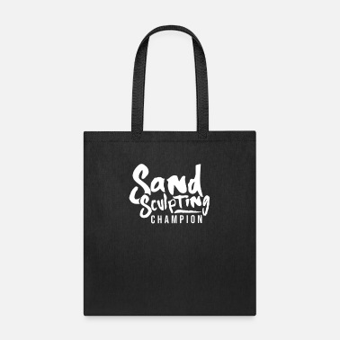 Sand Build Sand Sand Sculpter Sandcastle Sand Sculpting - Tote Bag