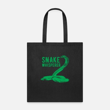 Lizard Snake Whisperer - Tote Bag