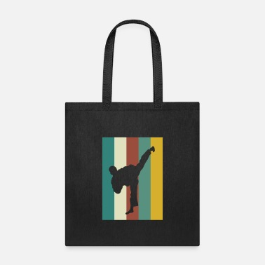 Martial Arts Kickboxing Karate Taekwondo - Tote Bag