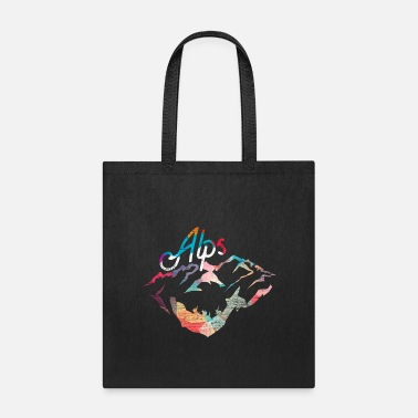Alps Alps - Tote Bag