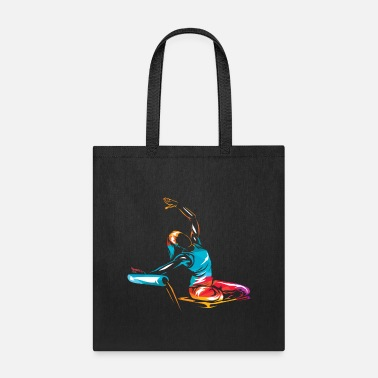 Practice Pilates - Tote Bag