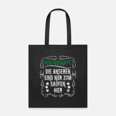 Stag stag party - Tote Bag