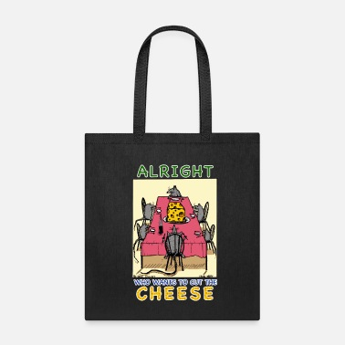 Cut the cheeze - Tote Bag