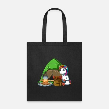 Unicorn Campers - Camping And Camping - Tote Bag