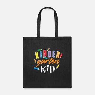 Crib Kindergarten Kid - Tote Bag