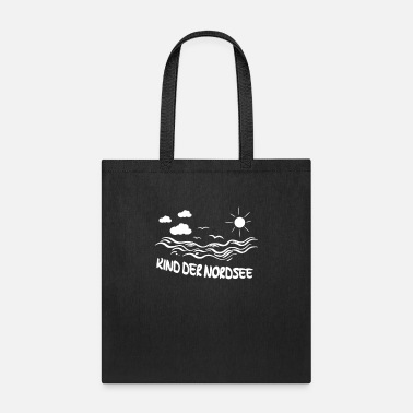 North Sea Child of the North Sea - Tote Bag
