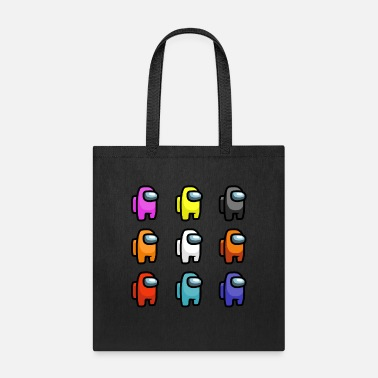 Us Sticker Set Completely Between Us - Tote Bag