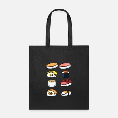 Maki Sushi Maki List - Tote Bag
