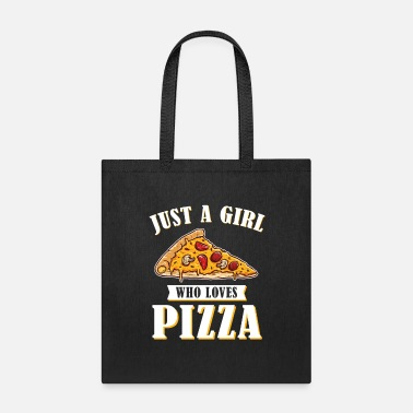 Food Pizza - Tote Bag