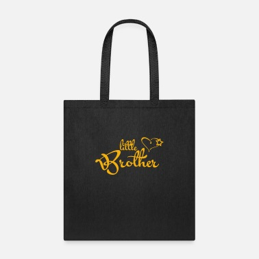 For Brother Little Brother - gift for brother - brother heart - Tote Bag