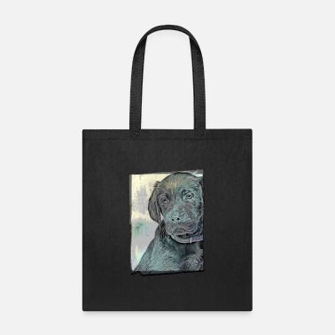 Cute Labrador Puppy Labbie - Tote Bag
