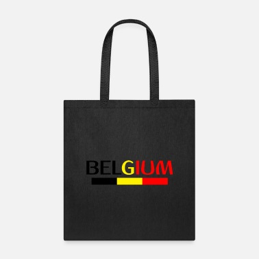 We Are The 99 Percent BELGIUM - Tote Bag