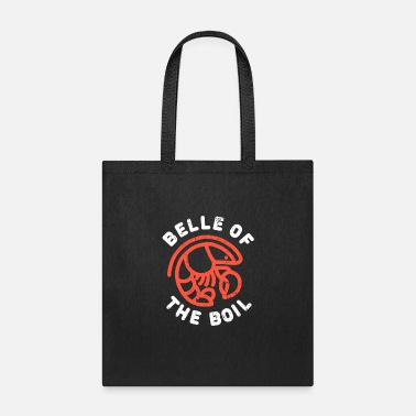 Menu Crawfish Boil Lobster Cajun Crayfish Food Gift - Tote Bag