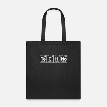 Underground EDM Shirts Techno Music Shirt Festival Clothing El - Tote Bag