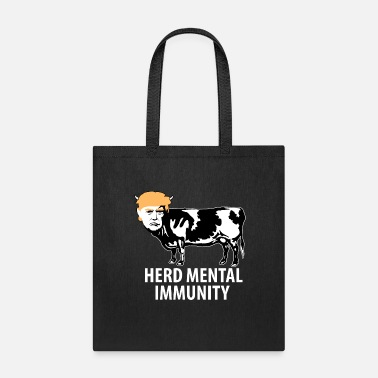Herd Mental Immunity - Tote Bag