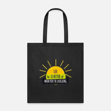 Laughter laughter - Tote Bag