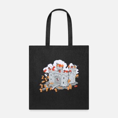 Sieg The Siege - Tote Bag