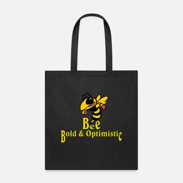 Stingers Bee Bold & Optimistic - Tote Bag