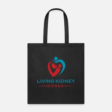 Donorplus Living Kidney Donor (DonorPlus) - Tote Bag
