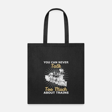 Training Trains trains - Tote Bag