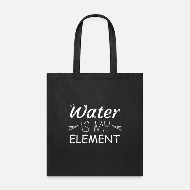 Water Sports Water element water sport - Tote Bag