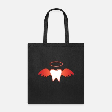angel tooth Artboard 2 - Tote Bag