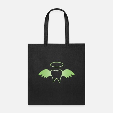 angel tooth 03 - Tote Bag