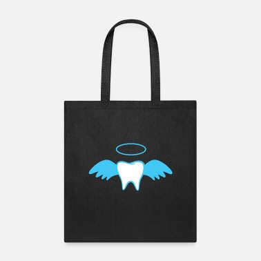 angel tooth 01 - Tote Bag