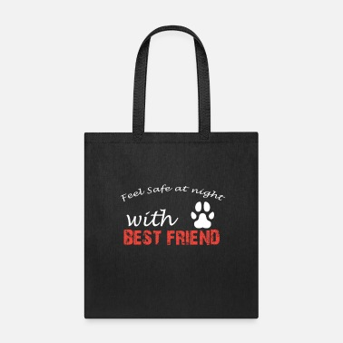 feel safe at night - Tote Bag