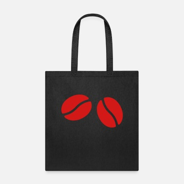 Coffee Bean Coffee Beans - Tote Bag