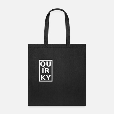 Quirky quirky - Tote Bag