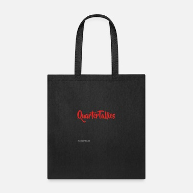 QuarterTallies - Tote Bag