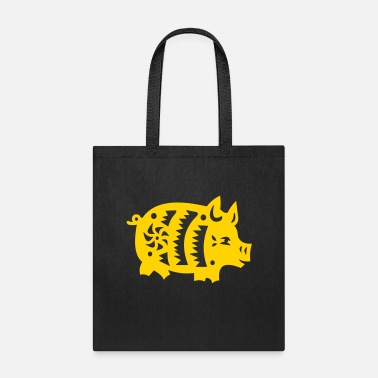 Chinese pig - Tote Bag