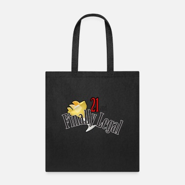 Whiskey Celebrating 21 - Tote Bag