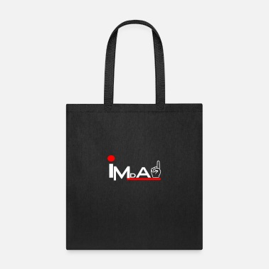 i am the one design - Tote Bag