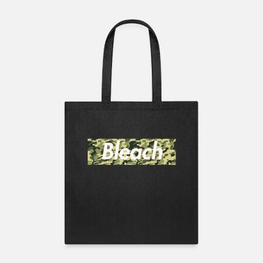 Bleached cam0 bleach - Tote Bag