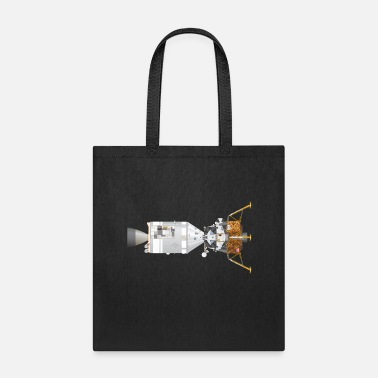 Apollo Command Module and Lunar Module - Tote Bag