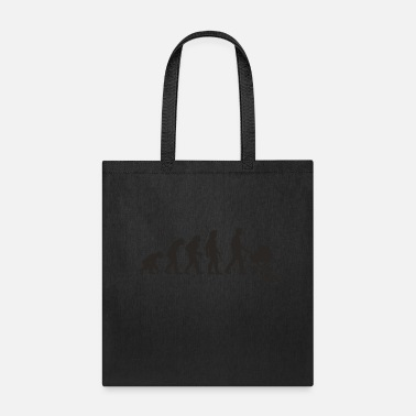 Collect Papa Evolution 2 HARIZ Papa Father's Day Gift - Tote Bag