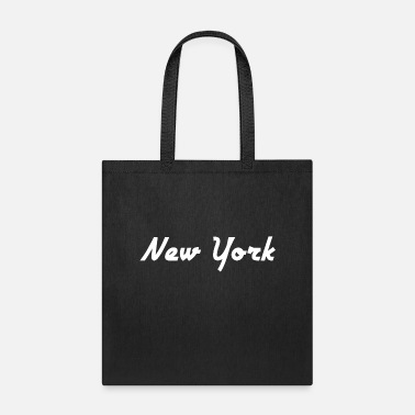 Manhattan New York - USA - United States of America - Tote Bag