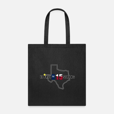 El Paso 915 Strong - Tote Bag