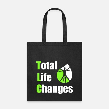 Tlc Total Life Changes T-shirt - Tote Bag