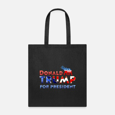 Donald Trump For President Elephant - Tote Bag