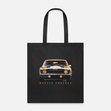 Muscle Classic Muscle Car - Tote Bag