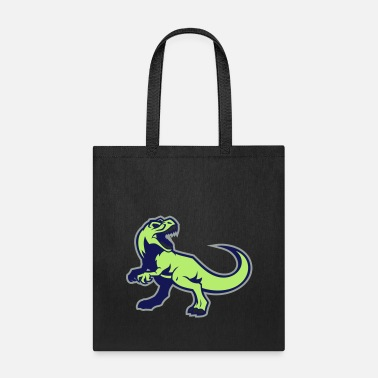 Raptor Jurassic World | Jurassic Park | T-Rex | Raptor - Tote Bag
